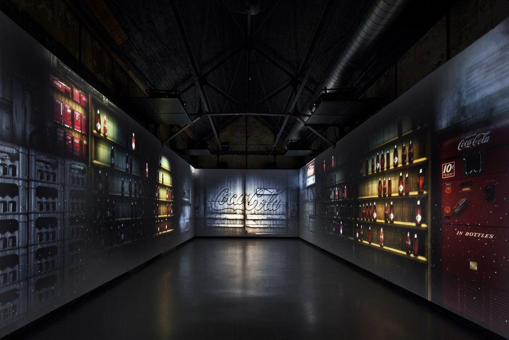 Coca-Cola 125th Anniversary Exhibition Future Room concept-7