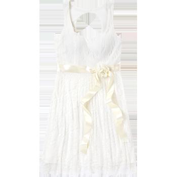 Nina Ferre Modelo 1440 Vestido Corto Tableado De Fiesta