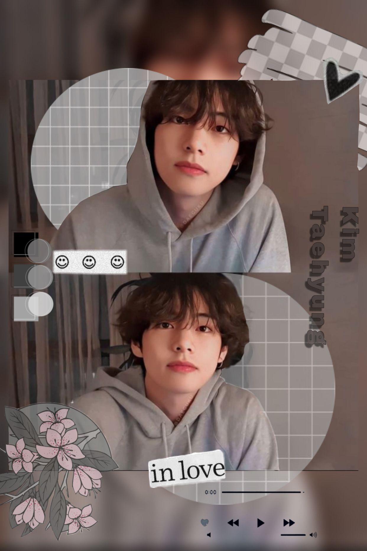 Taehyung Wallpaper Gambar