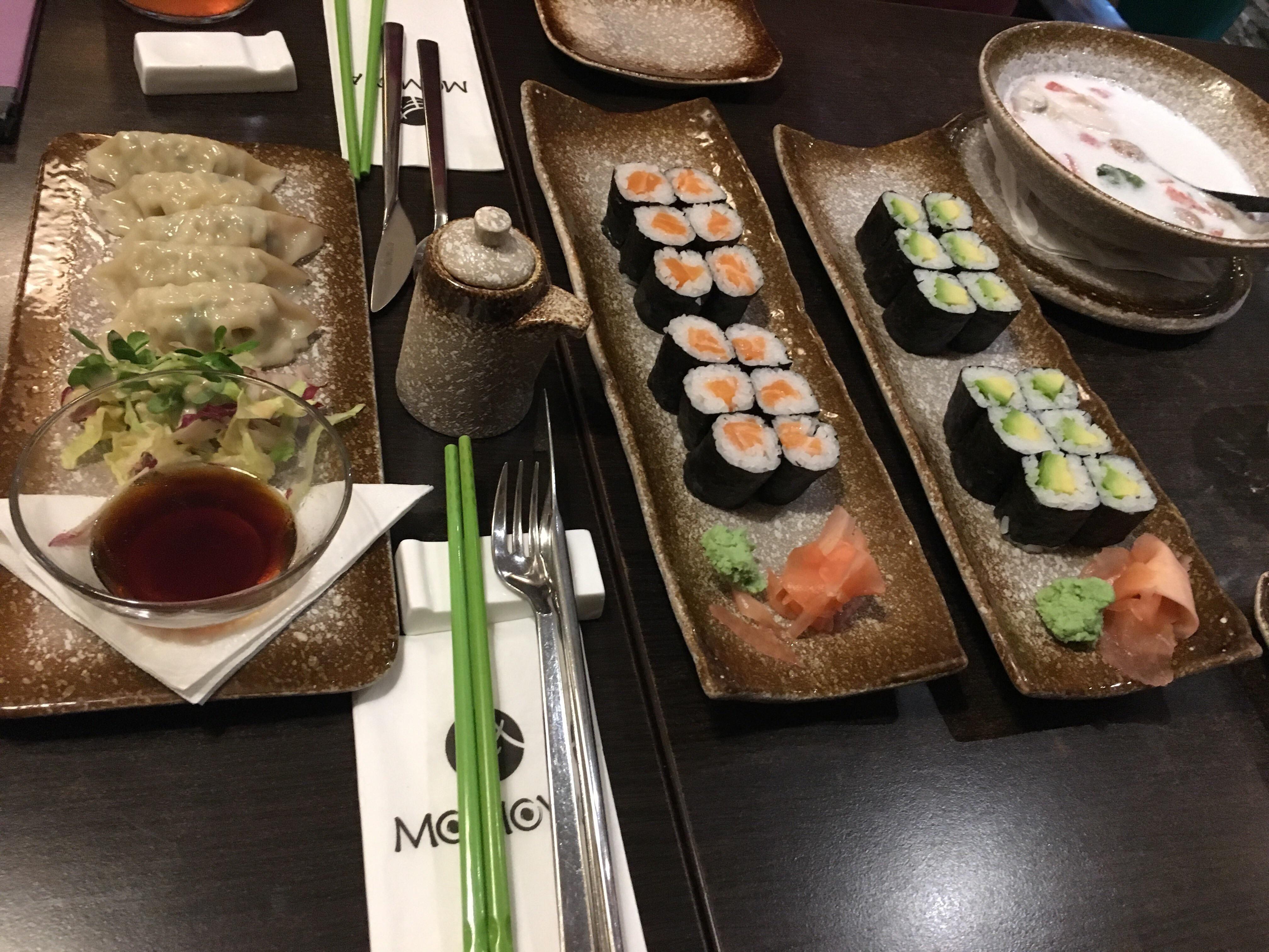 Appetizer Rolls Best Sushi Food Asian Recipes