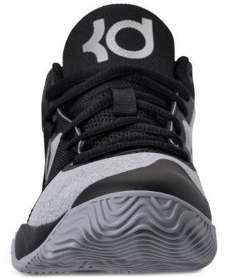 meet 9c528 65a40 Nike Little Boys  Kd Trey 5 V Basketball Sneakers from Finish Line - Black  2.5