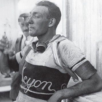 Hard man. #andréleducq 25 stage wins 1930 and 32 Tour de France.