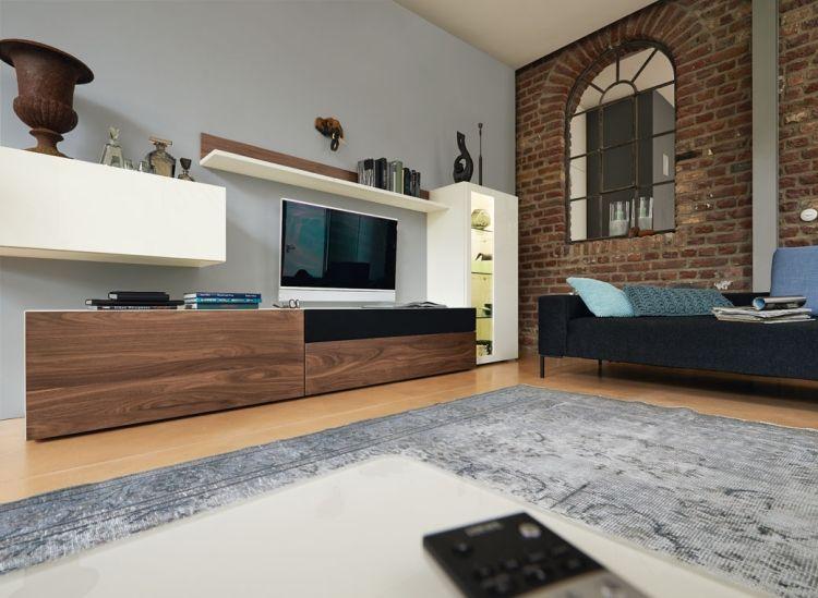 Moderne Wohnzimmermöbel – Die Linien Now! by Hülsta #hulsta ...