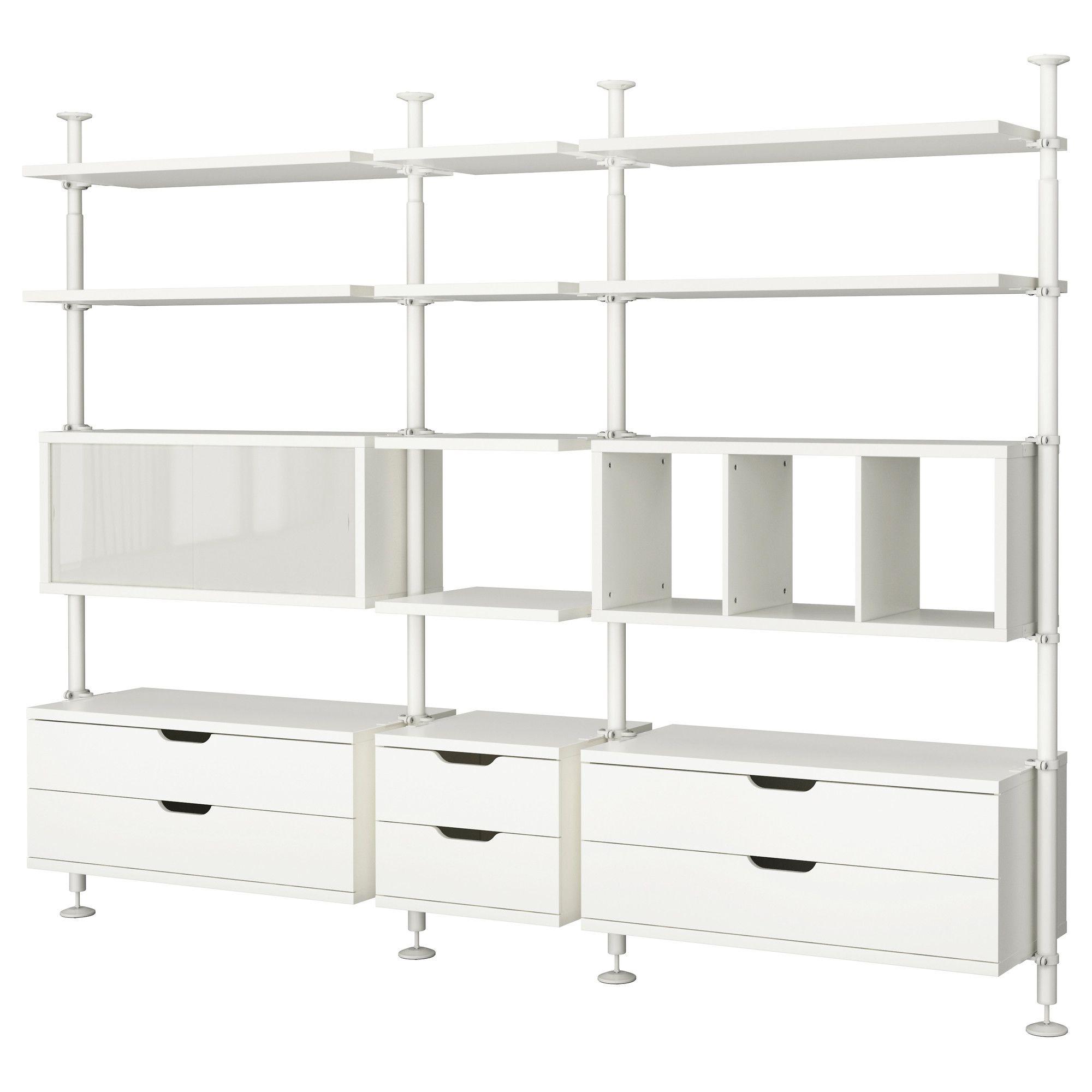 Appealing Ikea Closet Jewelry Storage Drawers