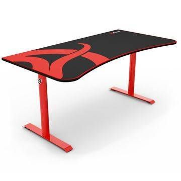 Arozzi Arena Gaming Desk - Red #gamingdesk