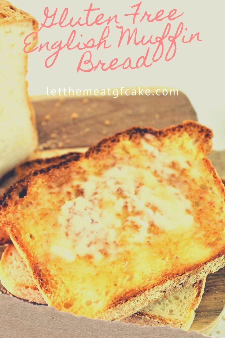 Gluten Free English Muffin Bread