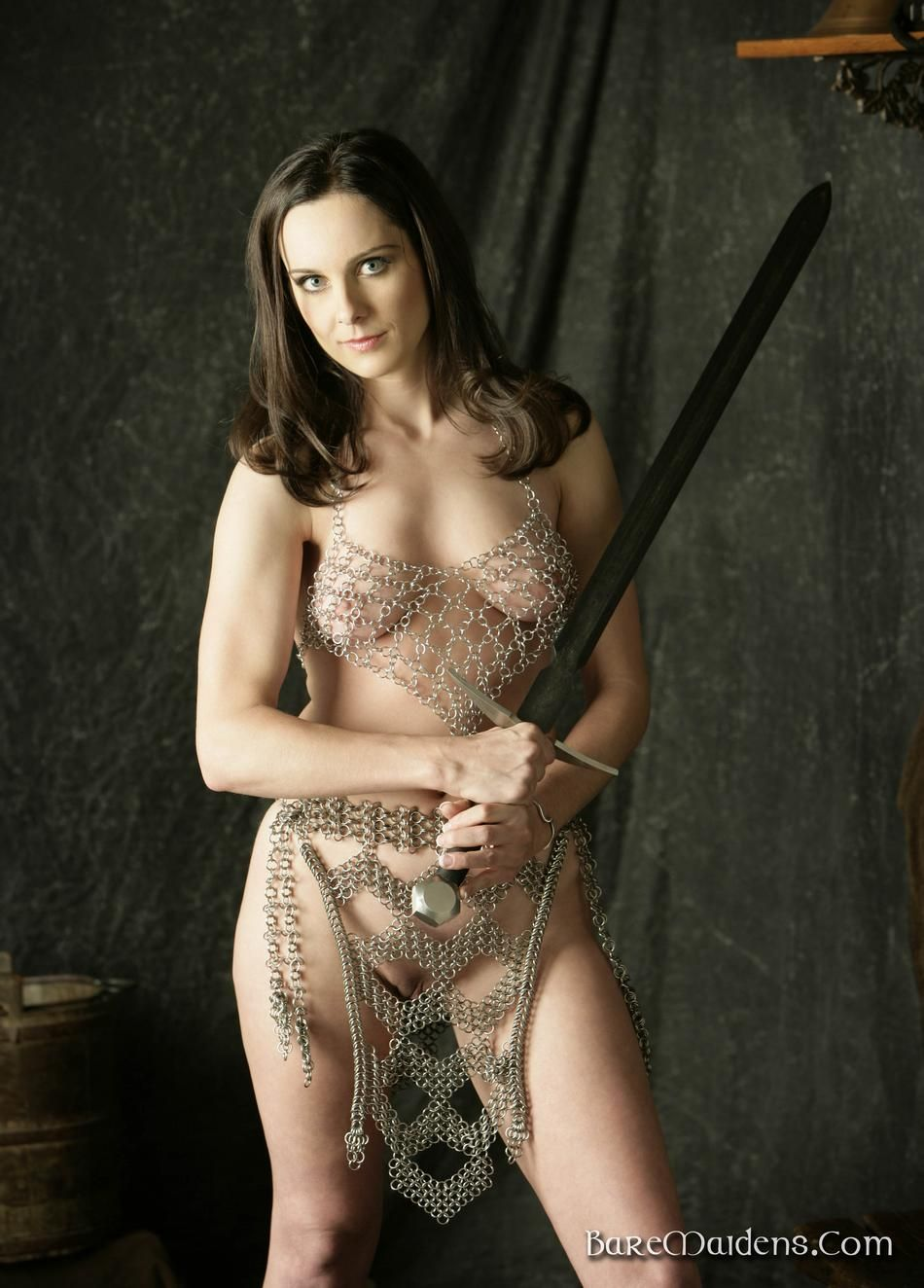 Nearly Naked Armor Google Less Armor Girl gallery-24272 | My Hotz Pic