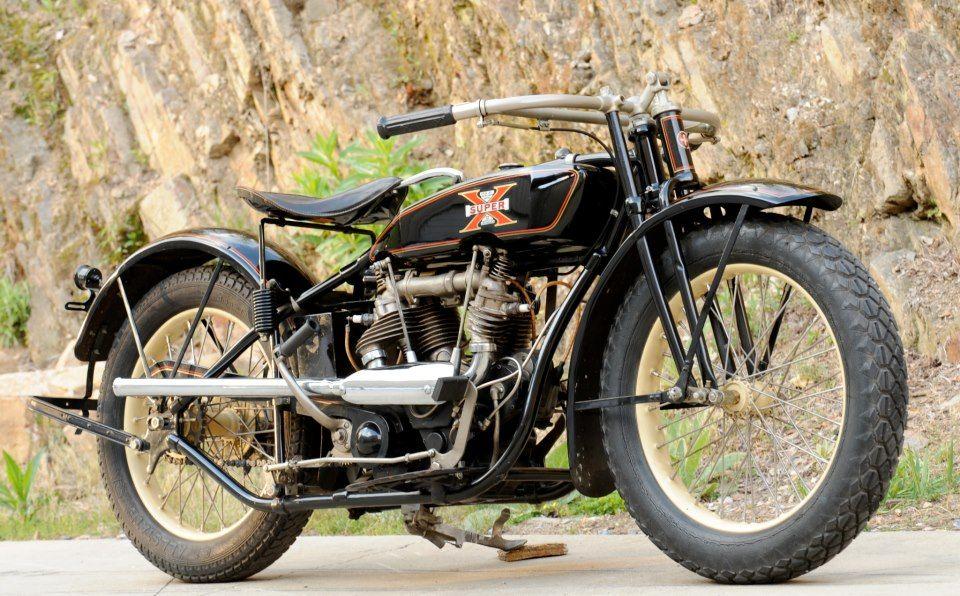 A Rare 1926 Excelsior Super X Super Sport This Bike Was Souped Up