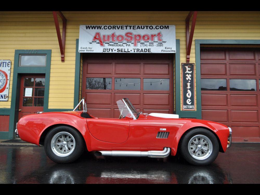 1966 Cobra Custom AC Cobra Kit Car, Classic Car, Street Rod