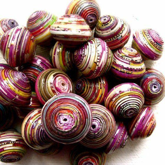 Schmuck selber machen gestalten ideen und vorschl ge diy jewelry schmuck pinterest beads - Schmuck selber machen ideen ...