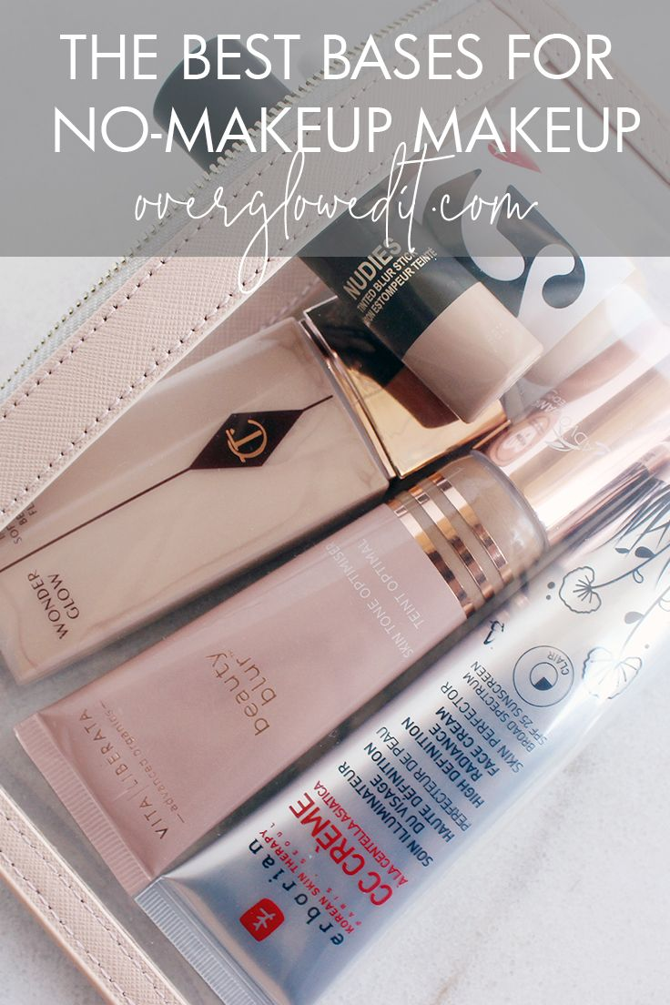 Looking for the best makeup for nomakeup makeup days