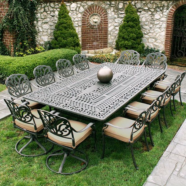 If Seating Is Constantly Creating Questions In That Outdoor Space, San  Marino Dining By Veranda