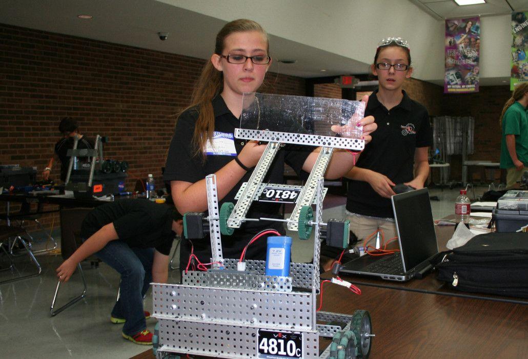 VEX Robotics Vex robotics, Robot design, Robot