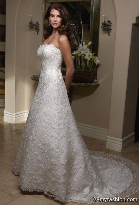 Casablanca Bridal Dresses 2018