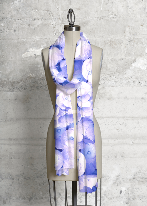 Silk Square Scarf - FLOWER BLOOM by VIDA VIDA 2eByccftx