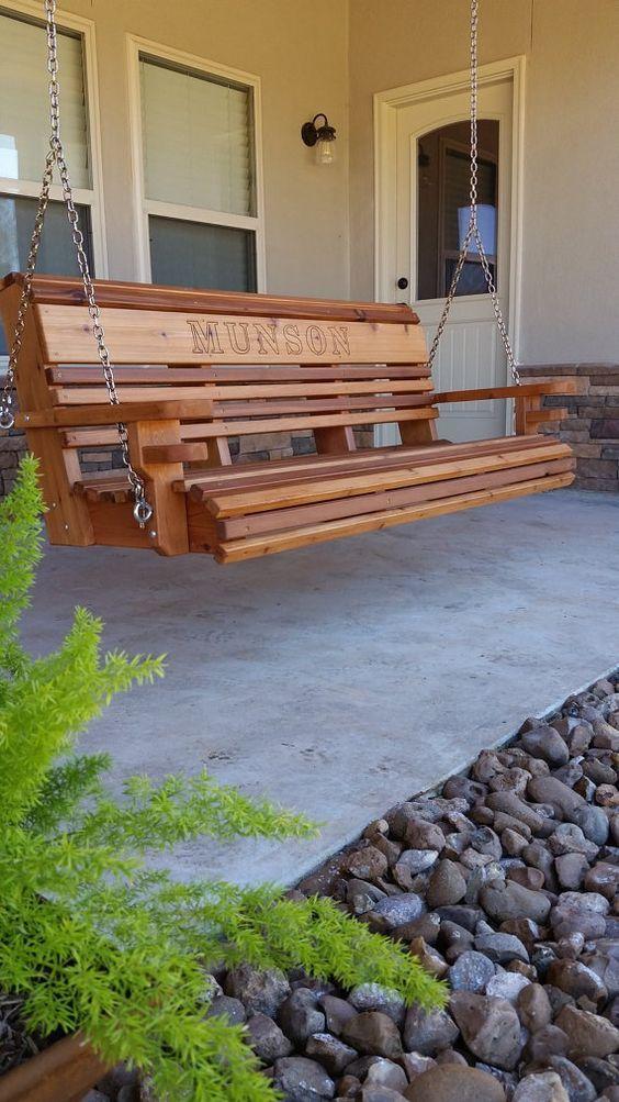 Porch Swing | Reciclado