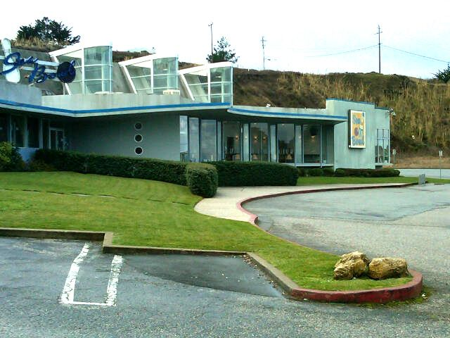 Sea Bowl Pacifica House Styles Bowling Center Mansions
