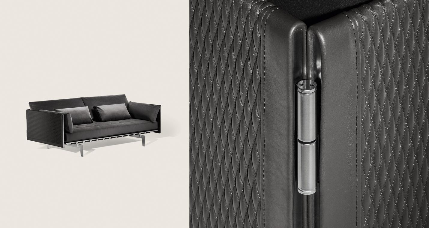 Clayton Sofas By Jean Marie Maud