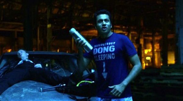 Harold and Kumar – Shhhh! DONG SLEEPING T-shirt http://tshirtsonfilm.com/2015/03/harold-and-kumar-shhhh-dong-sleeping-t-shirt/ #KalPenn