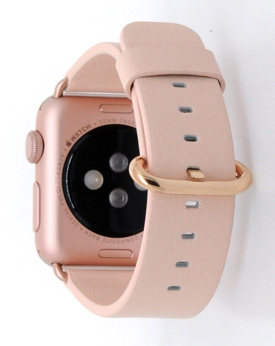 14 92 Apple Watch Band Genuine Leather Iwatch Soft Womens Pink