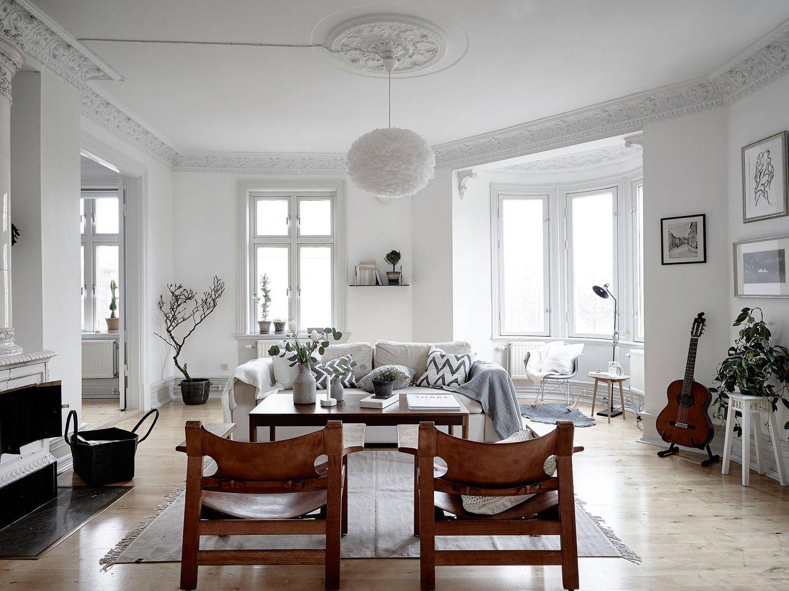 Romantic Apartment with Mid Century Modern Furniture (design ...
