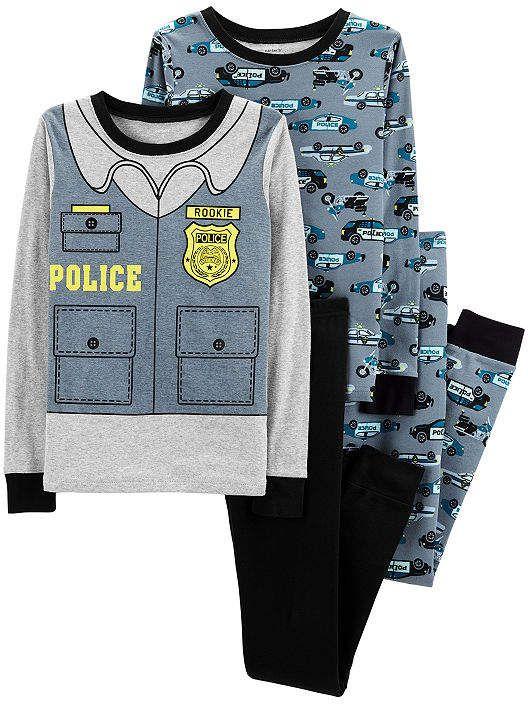 1e676a580e3d Carter s Psb Sleepwear 4-pc. Pajama Set Boys