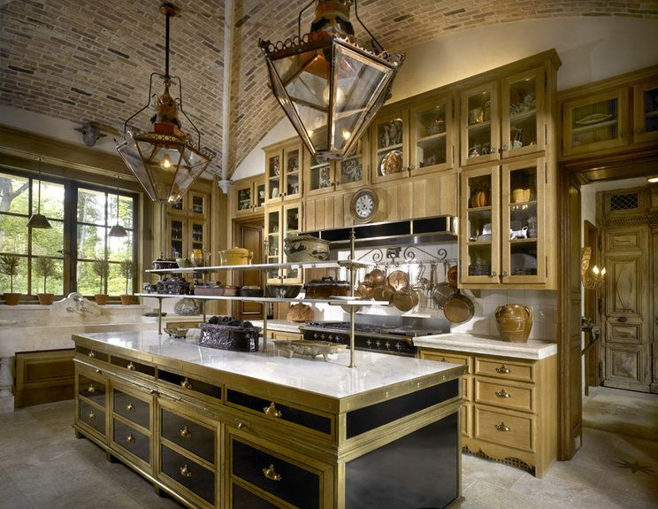 Charmant Liederbach Graham Architecture Interiors French Country Rustic French  Provincial Rustic Kitchen