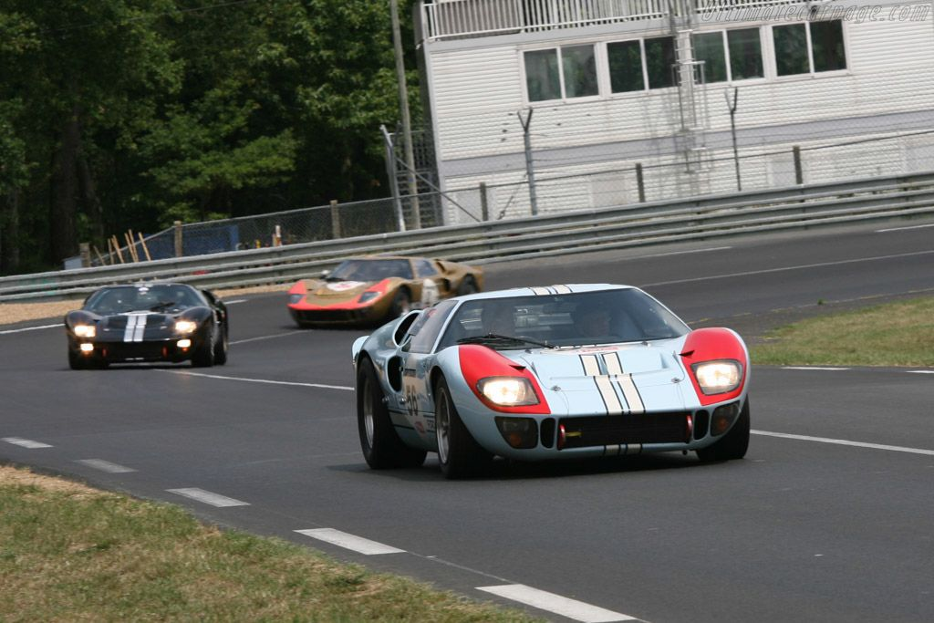 1966 ford gt40 mk ii 81 shot gallery full history and specifications