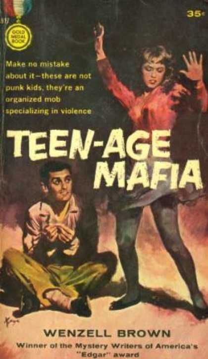 Teen-Age Mafia