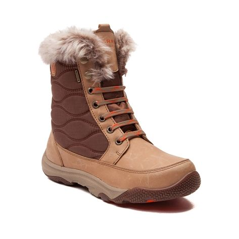 Shop for Womens Sperry Top-Sider Winter Cove Boot in Tan Linen at Journeys  Shoes