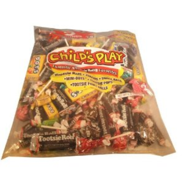 I M Learning All About Tootsie Roll Industries Childs Play Funtastic Favorites Halloween Fun Size Candy Bag At Influenster Tootsie Roll Kids Playing Tootsie