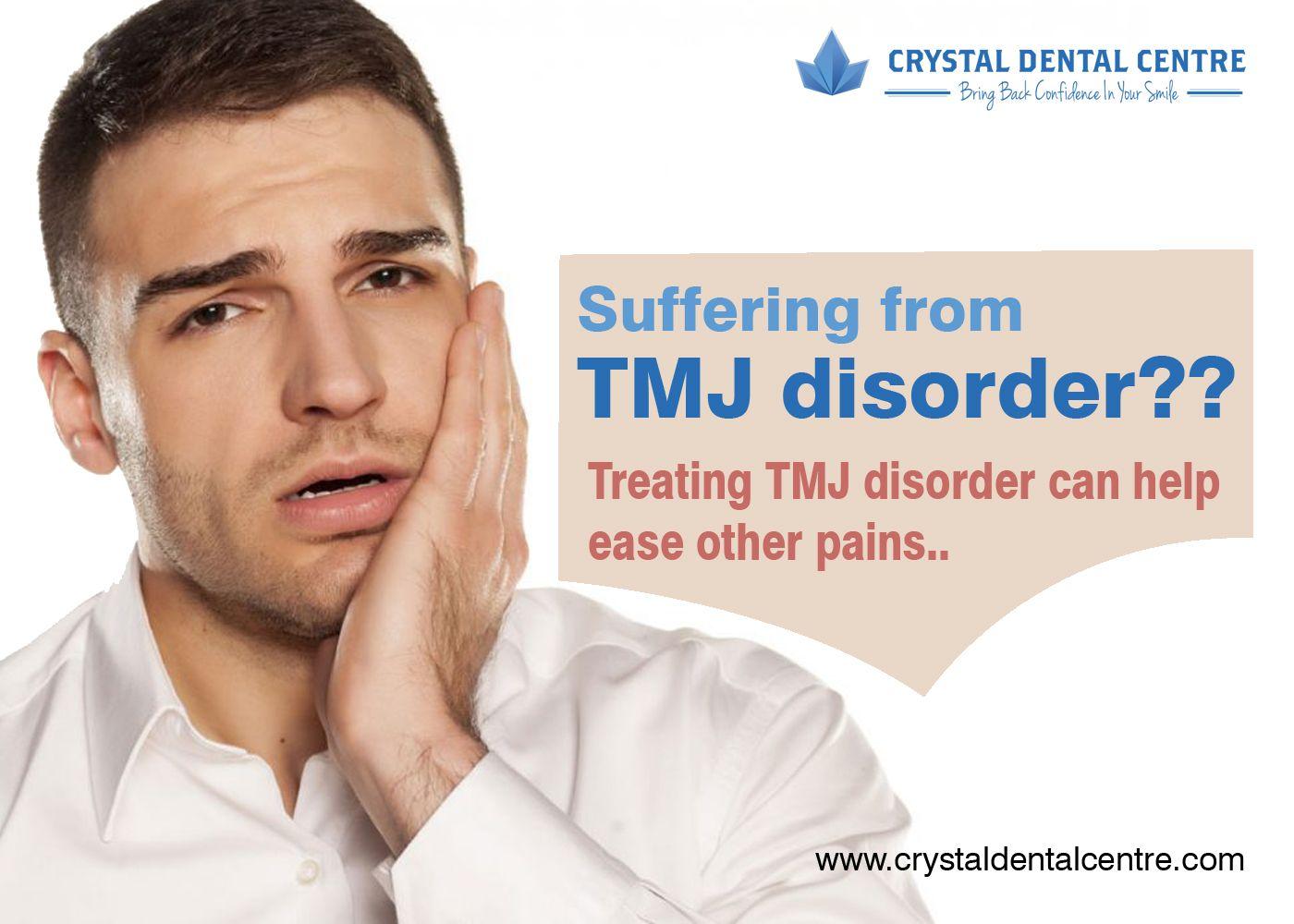 Pin on TMJ disorder