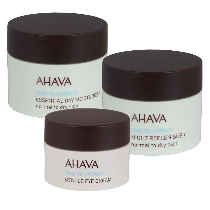 Free AHAVA Skincare Products