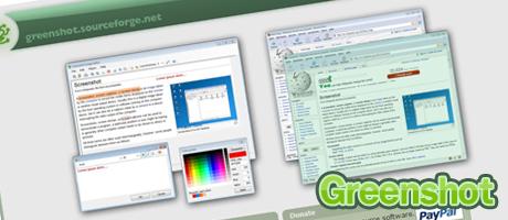 Greenshot is a light-weight free screenshot software tool ...