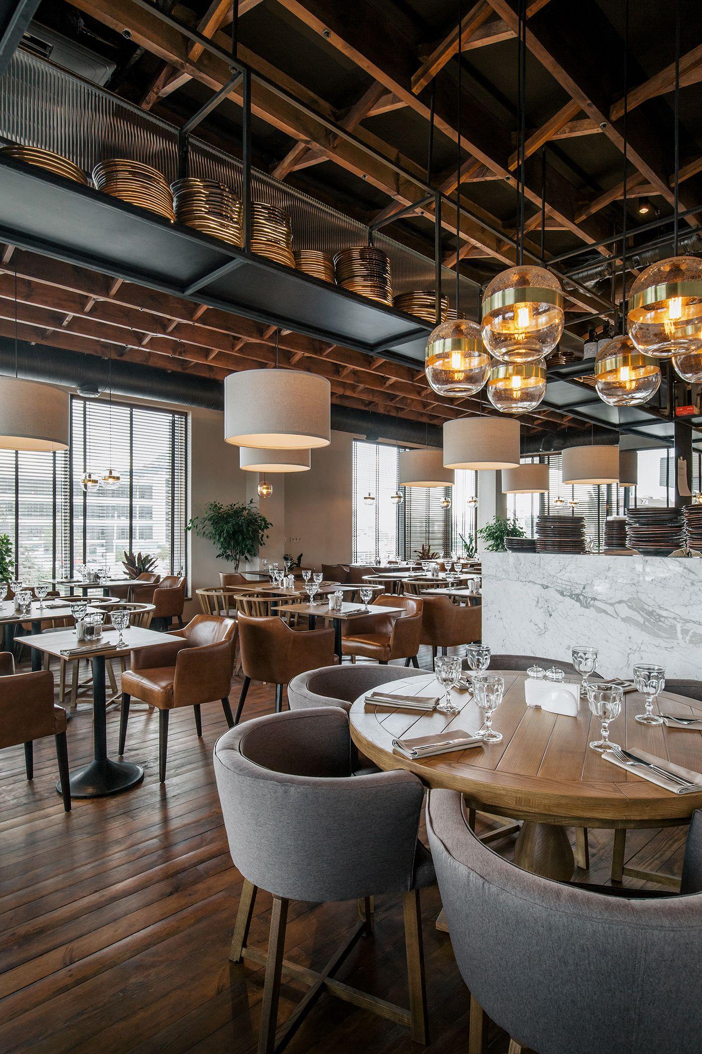 Semifreddo restaurant on behance in 2019 restaurant for Blog interior design italia
