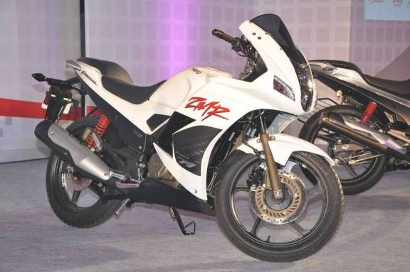 Hero Karizma Zmr Launched Hero Product Launch Bike