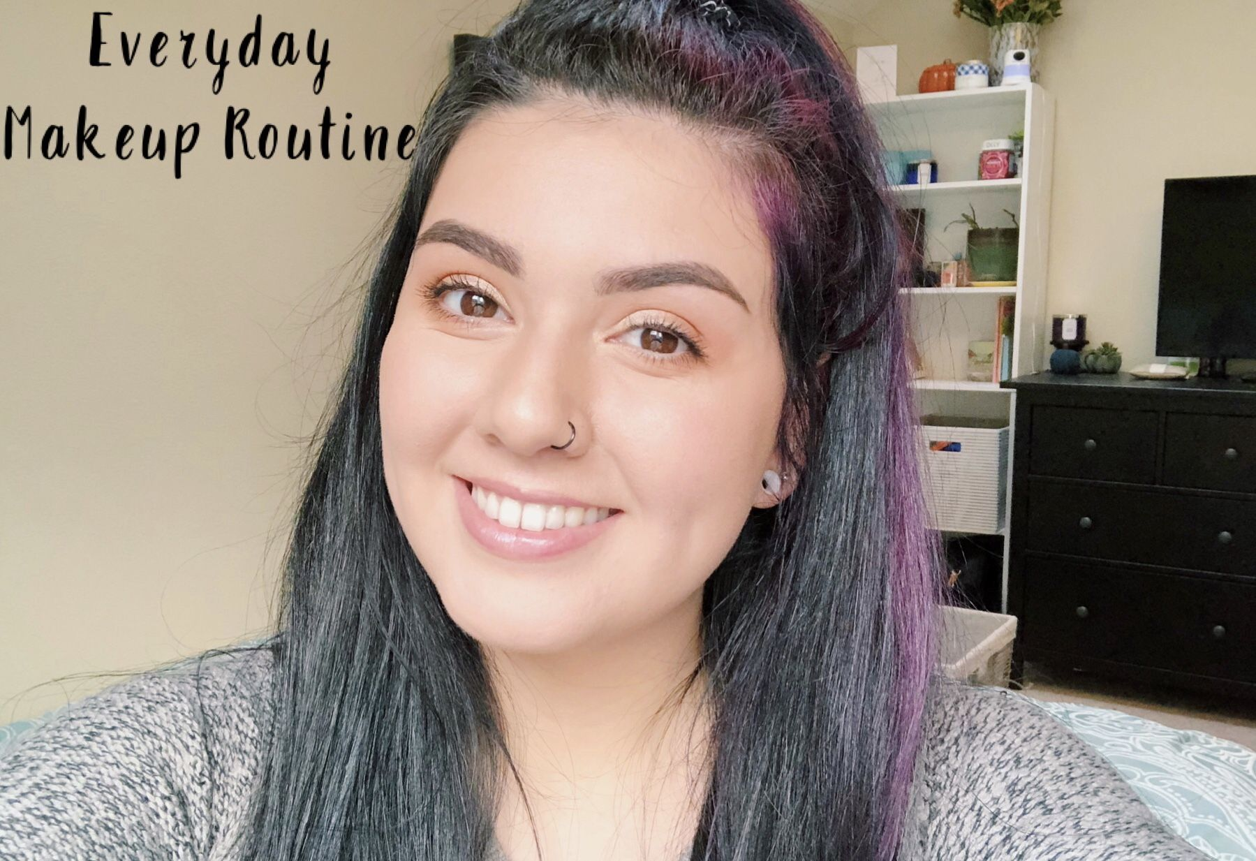 Everyday Makeup Routine Simple makeup looks, Everyday
