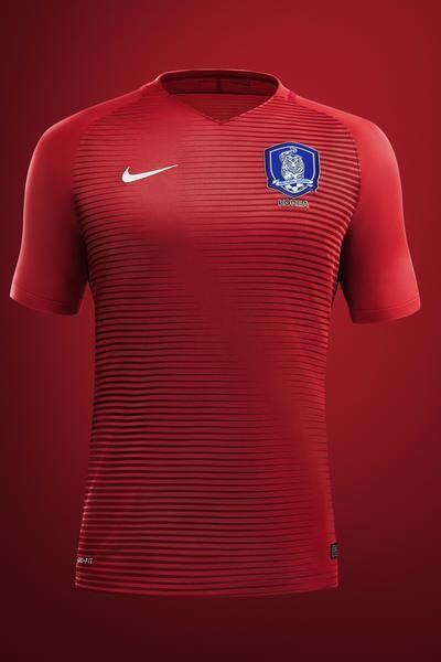 975a7e62b6b Nice Day Sports  South Korea 2016 Nike Home   Away Shirts Jersey ...