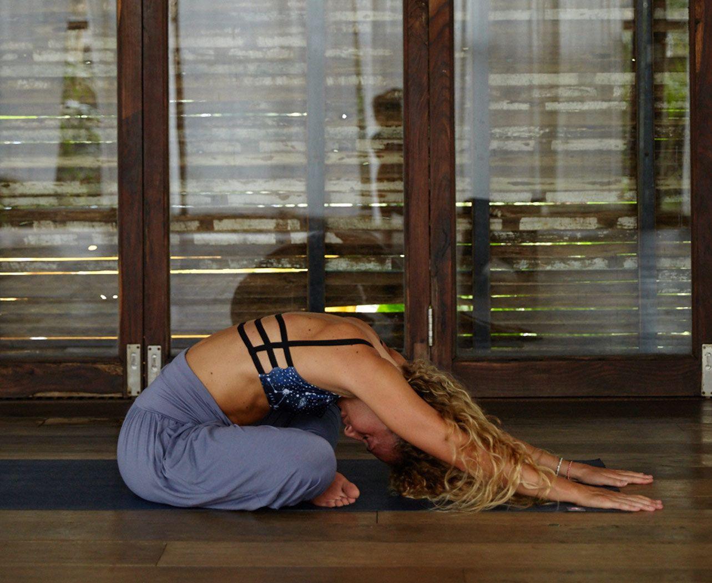 Yoga übung schmetterling wirkung