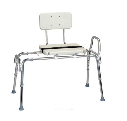 Sliding Shower Chair Transfer Bench Shower Stall Enclosures Bathtub Walls