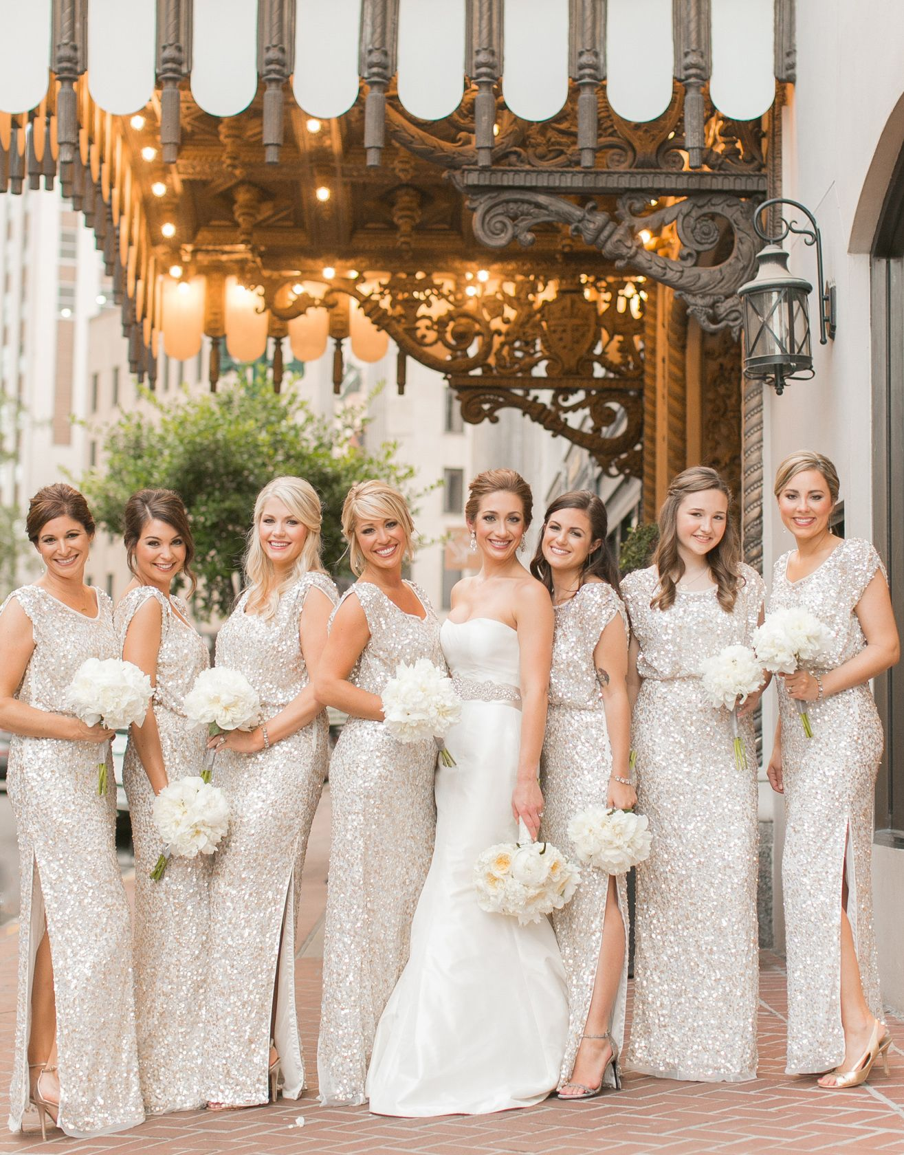 Bourbon Orleans Wedding | New Orleans Weddings