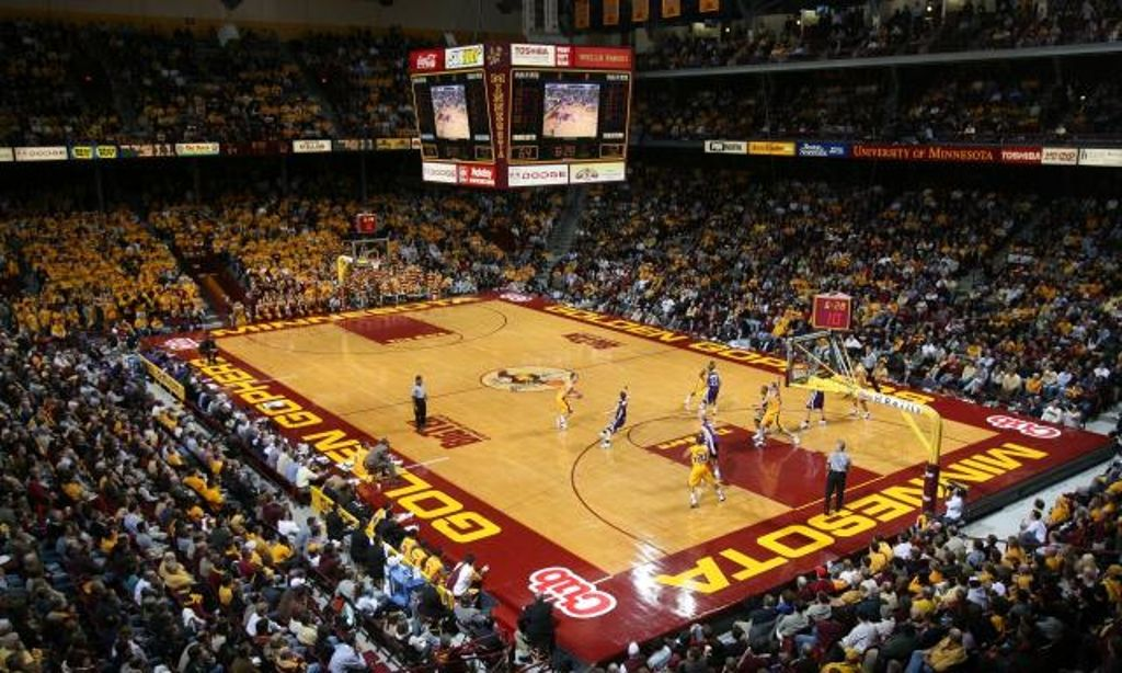 Williams Arena Wikipedia The Free Encyclopedia Gopher Basketball College Basketball Minnesota Gophers