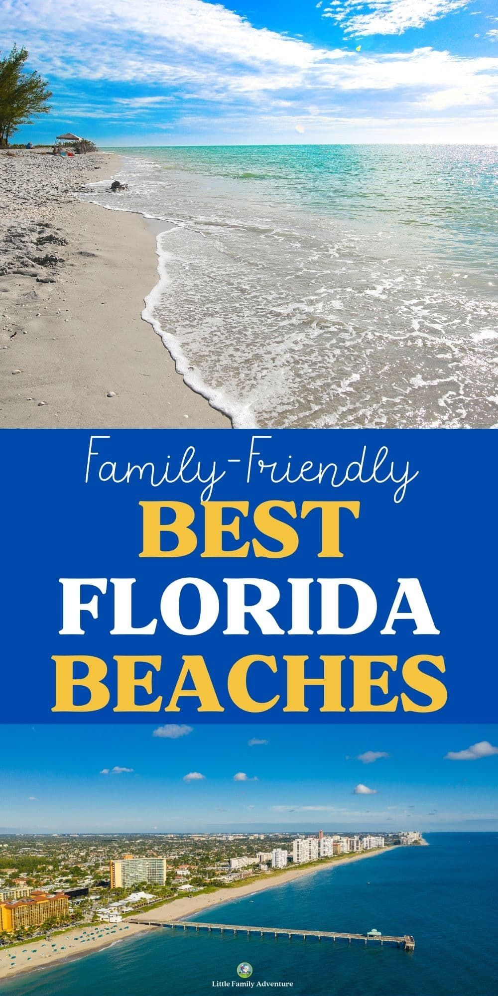 The 2021 Guide To The Best Family Friendly Florida Beaches In 2021 Florida Beaches Florida Beaches Vacation Florida Travel