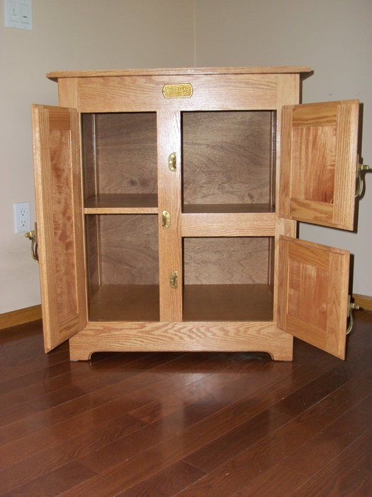 Build Your Own Liquor Cabinet