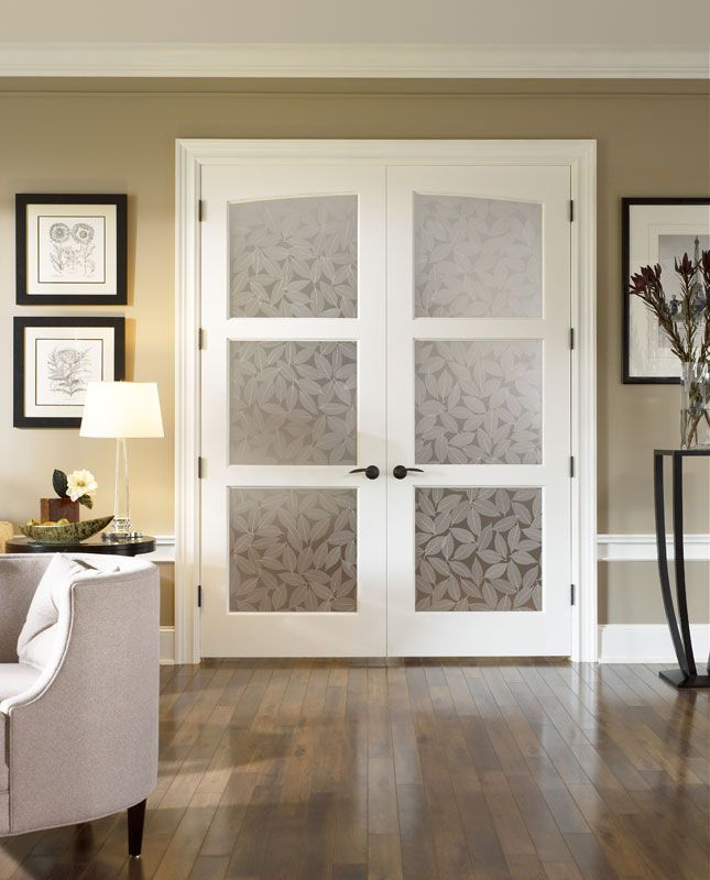 French Doors | Interior doors, closet doors | Interior Door ...