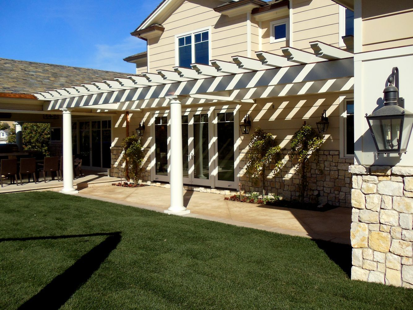 Alumawood Patio Cover Superior Awning Southern California Patio Residential Awnings Covered Patio