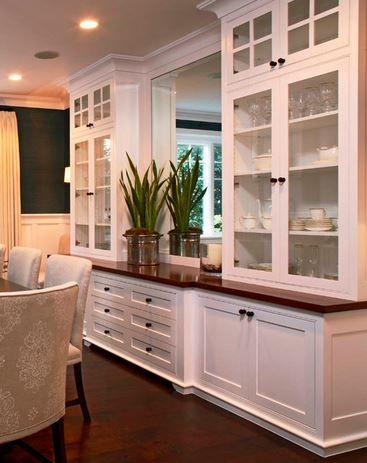 Great Craftsman Built In Idea Dining Room Storage Dining Room Cabinet Dining Room Buffet