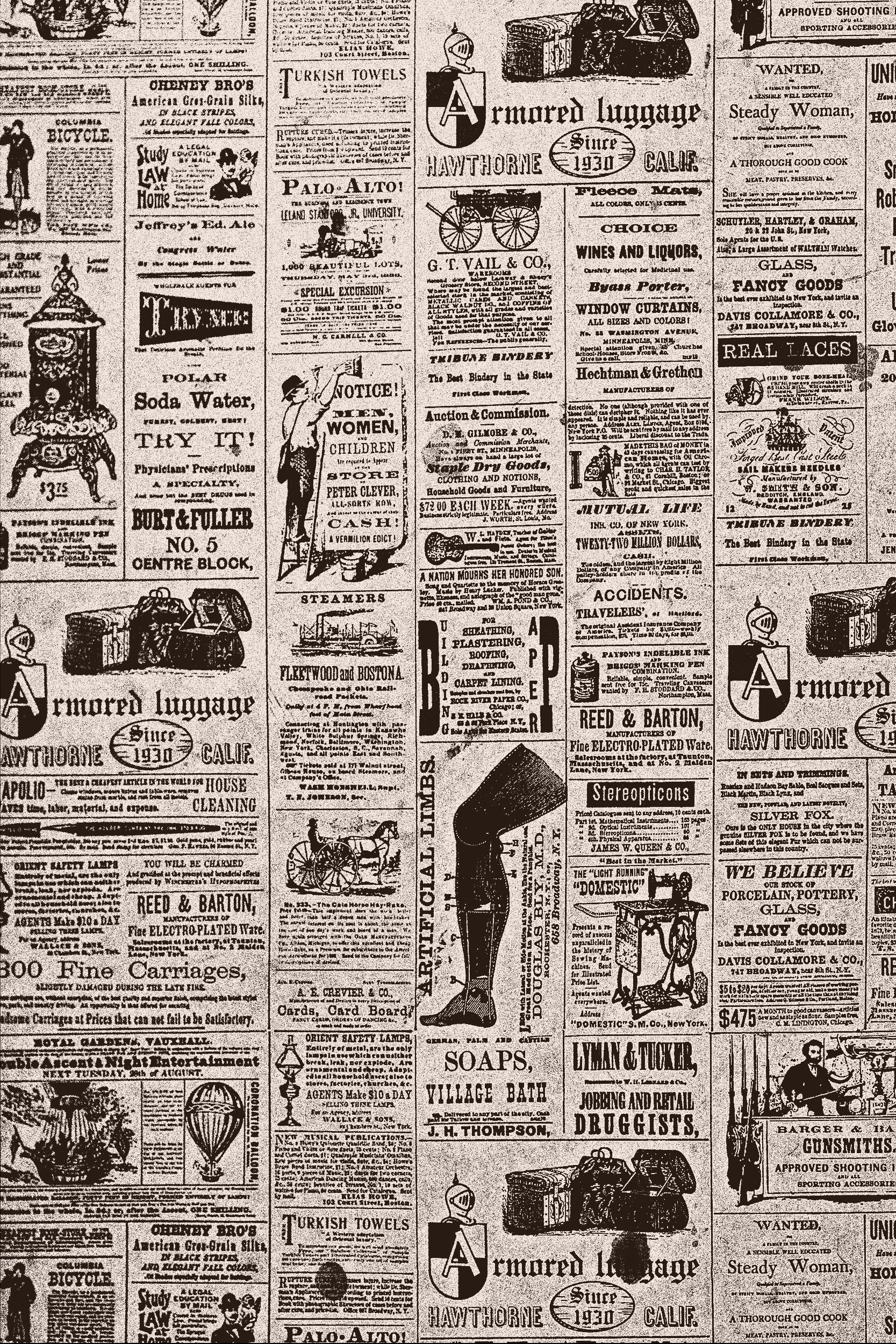 Vintage Newspaper Background Wallpaper Google Search Newspaper