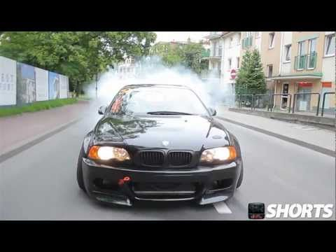 Jakub Tatara Decided To Unleash His M3 E46 Upon Us On The Streets Of