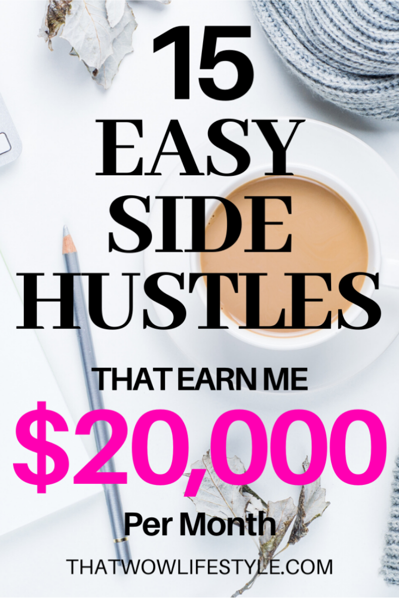 Best Stay At Home Jobs That Pay Well | Easy Side Hustles That Can Earn You Extra Money -  best stay at home jobs that pay well, easy side hustles that make money, legit stay at home jobs fo - #Earn #EASY #Extra #Home #Hustles #Jobs #Money #pay #Side #Sidehustlesathome #Stay